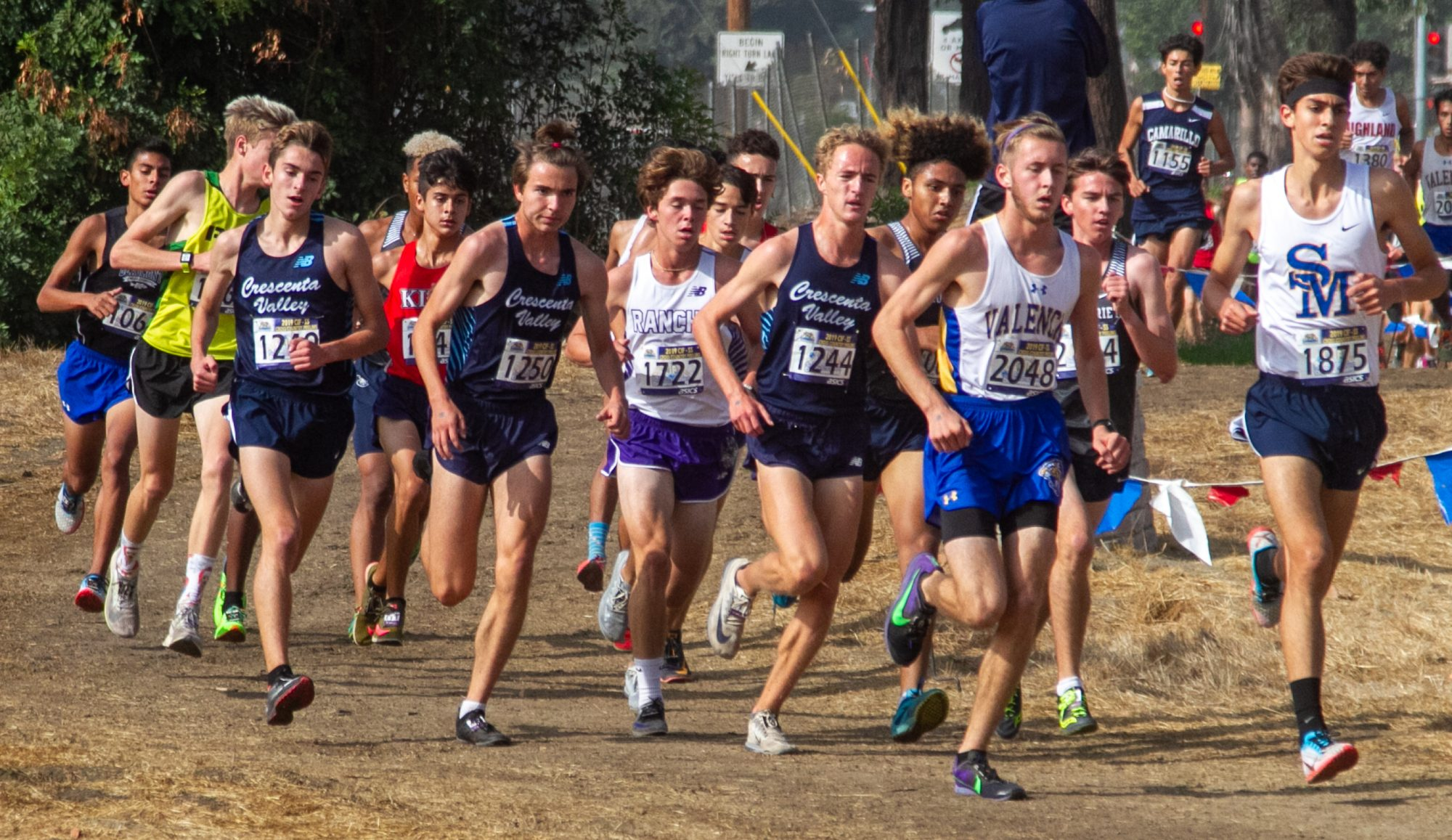 THE RIVERSIDE CITY CROSS COUNTRY COURSE